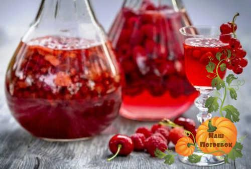 Вино из варенья из смородины в домашних условиях простой рецепт