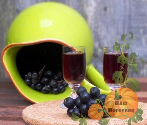 Как сделать наливку из черноплодной рябины фото 58