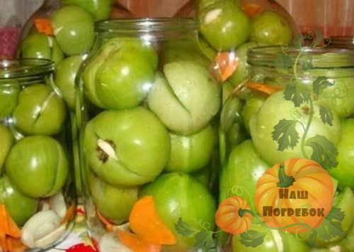 zakladka-zelenyh-pomidorov-v-banku
