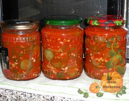 ogurcy-kolechkami-v-tomate-v-bankah