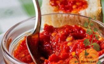 kak-sdelat-na-zimu-adzhiku-iz-pomidorov-s-chesnokom-bez-varki