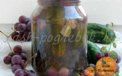 ogurcy-marinovannye-sladkie-na-zimu-recept-na-1-litrovuyu-banku