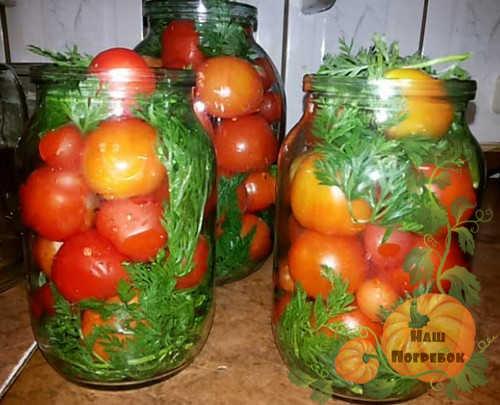 marinovannye-pomidory-s-morkovnoj-botvoj